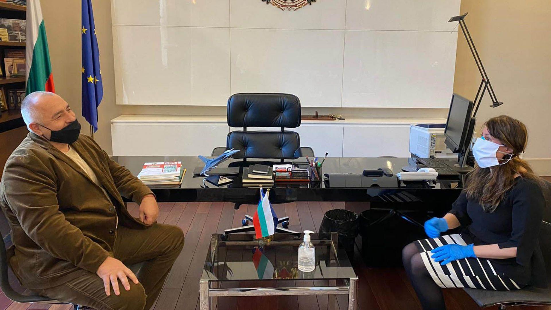 Херо Мустафа пред Борисов:  САЩ и България стоят рамо до рамо