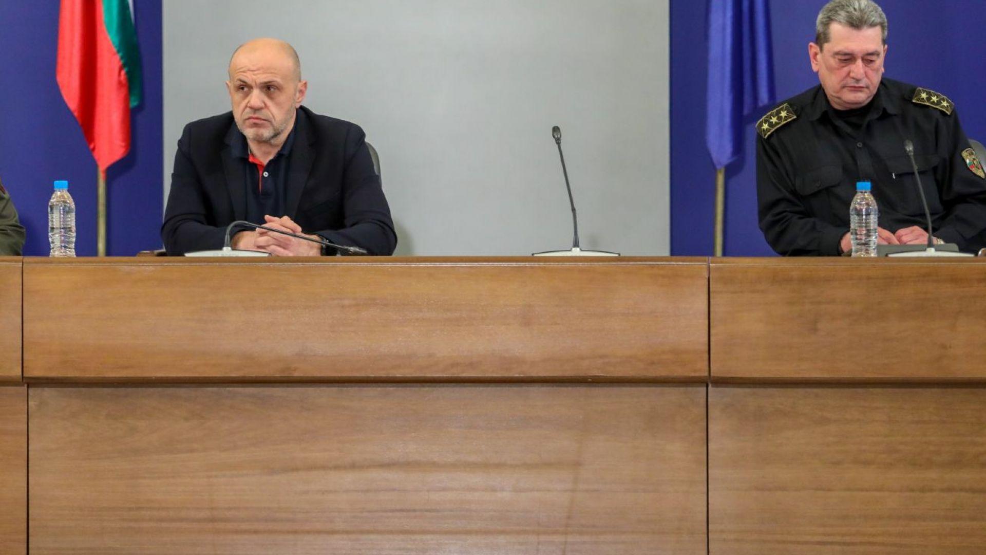 Томислав Дончев: Президентът да се смири и да си гледа работата