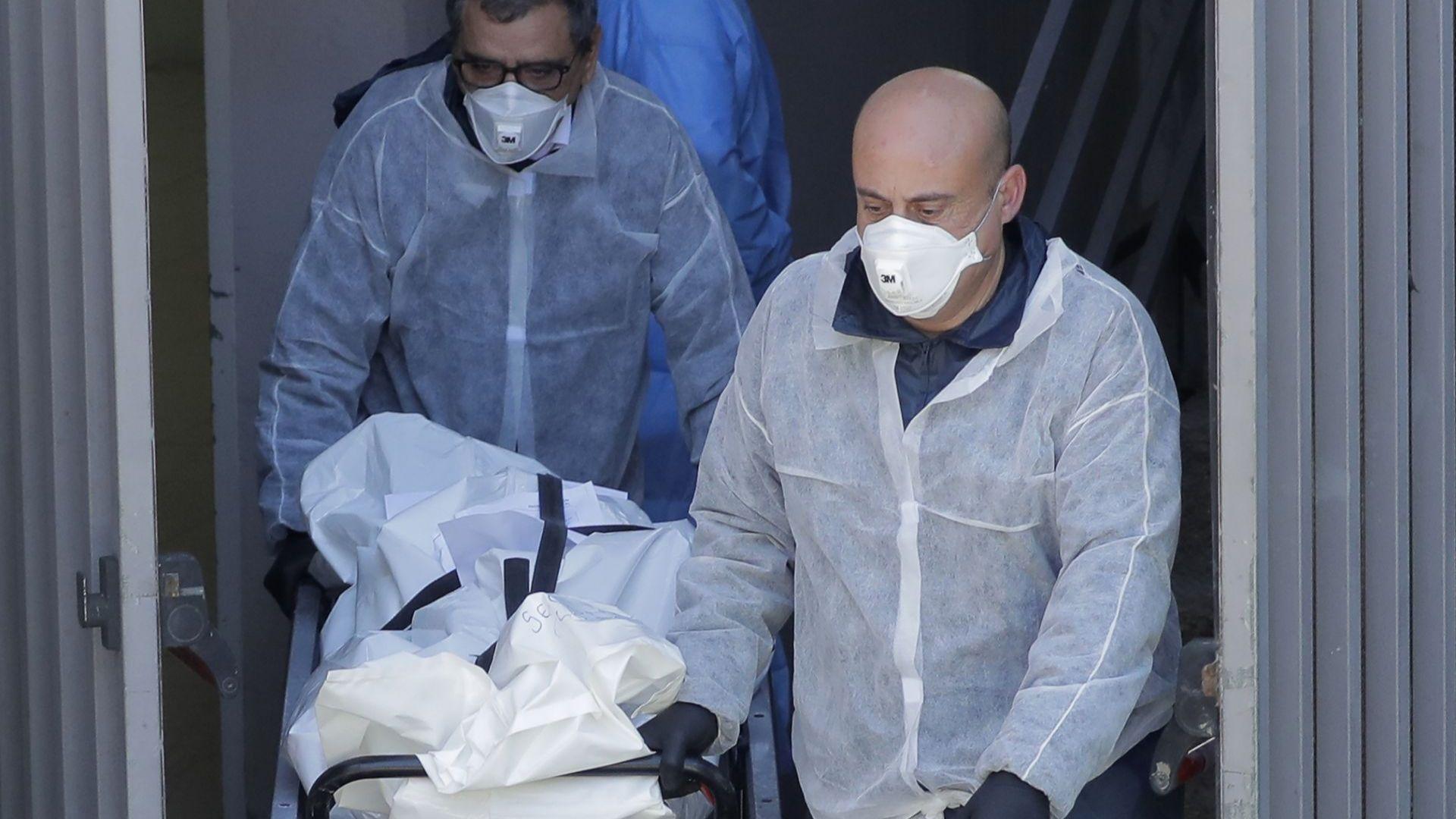 48-годишен българин е починал от коронавирус в Испания, съобщи испанският
