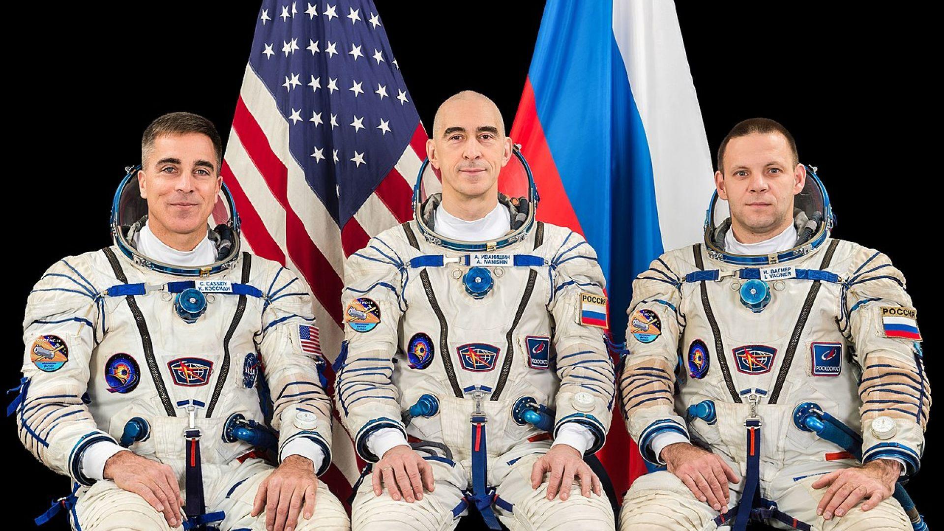 Първите космонавти след Ковид-19 тръгват към МКС