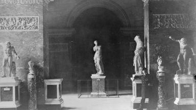 На днешния ден преди 2 века е намерена древната статуя на Венера Милоска