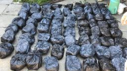При акция в Русенско иззеха над 70 кг контрабанден тютюн и канабис
