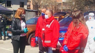 Столична община включва доброволци към екипите за дезинфекция