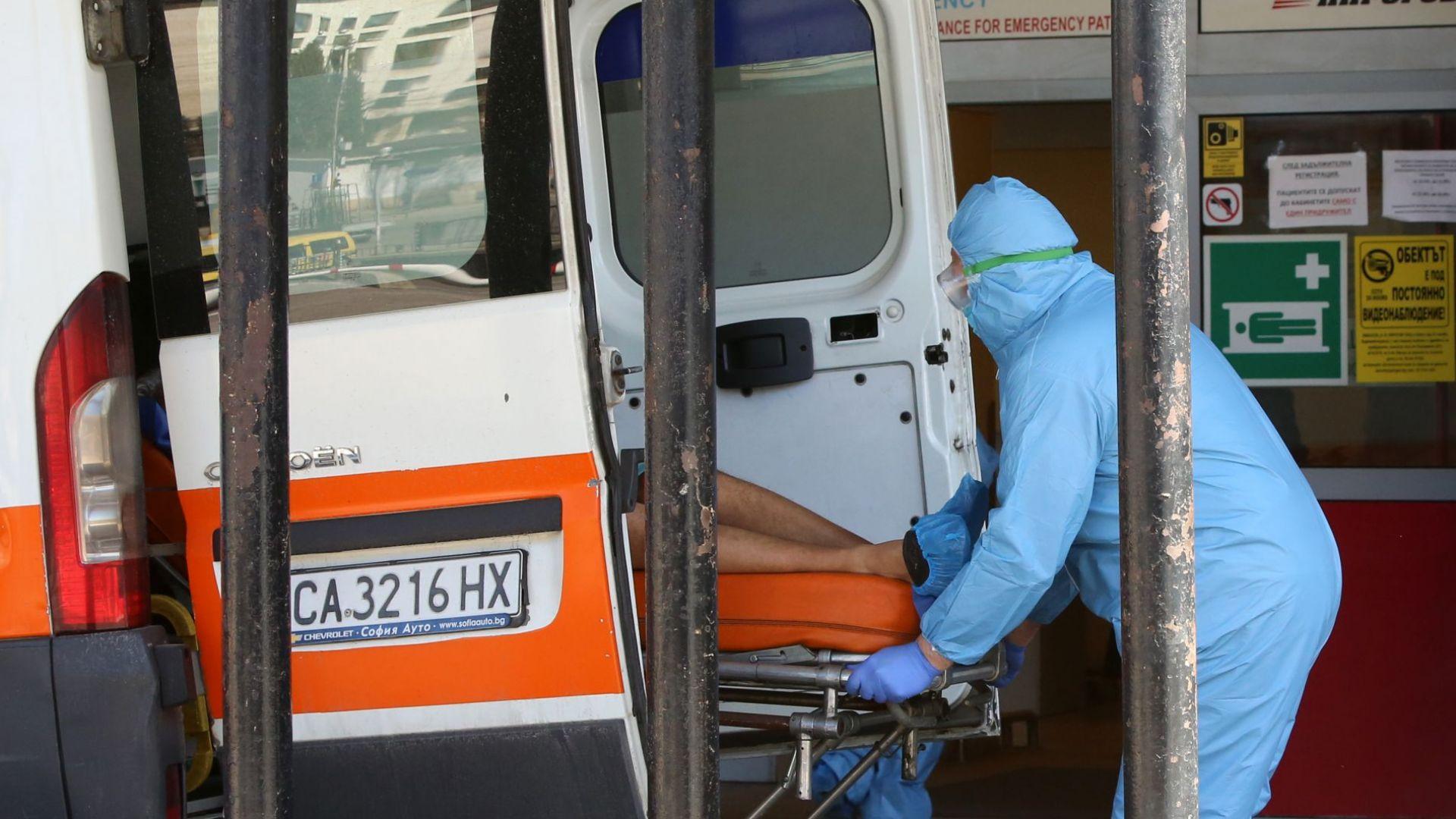 Починалият в Шумен влезе в статистиката за COVID 19, макар че си е отишъл от рак