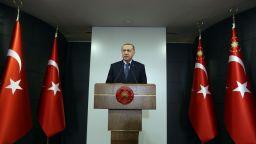 Ердоган няма да отстъпва в спора с Гърция
