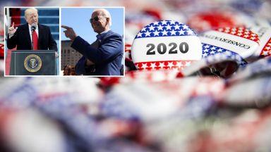 Байдън срещу Тръмп: Арената за президентската битка вече е готова