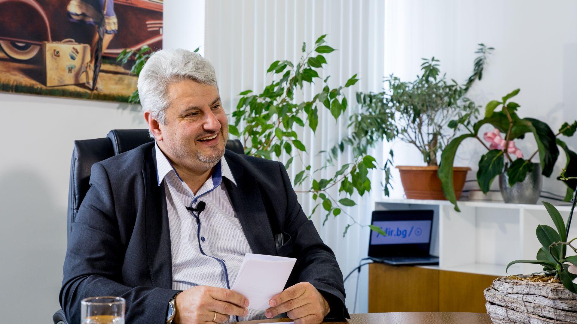 """Шефът на """"Топлофикация-Перник"""": Пандемията показа  колко е важна българската енергетика"""