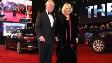 Принц Чарлз и Камила празнуват петнадесет години брак