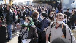 Над 1800 души нарушиха вкупом социалната дистанция в Румъния (снимки)