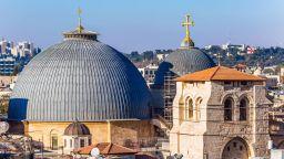 На Разпети петък католическите църкви в Ерусалим са затворени