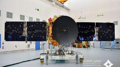 Обединените арабски емирства пращат сонда към Марс