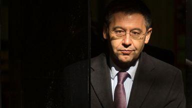 Бившият президент на Барселона пет години подготвял Суперлигата