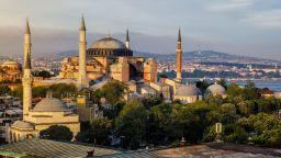 """Държавният съвет на Турция реши """"Света София"""" да е джамия"""