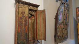 Направете своята 3D виртуална разходка в галерията с икони в Пловдив