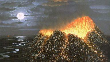 """Мистериозните светове на Яцек Йерка в Холивуд и фентъзи книгата """"Mind Fields"""""""