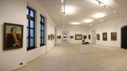 Виртуален тур ви предлага Градската художествена галерия във Варна
