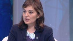 Проф. Стоименова: Още не съм получила доказателства по обвинението за всяване на паника