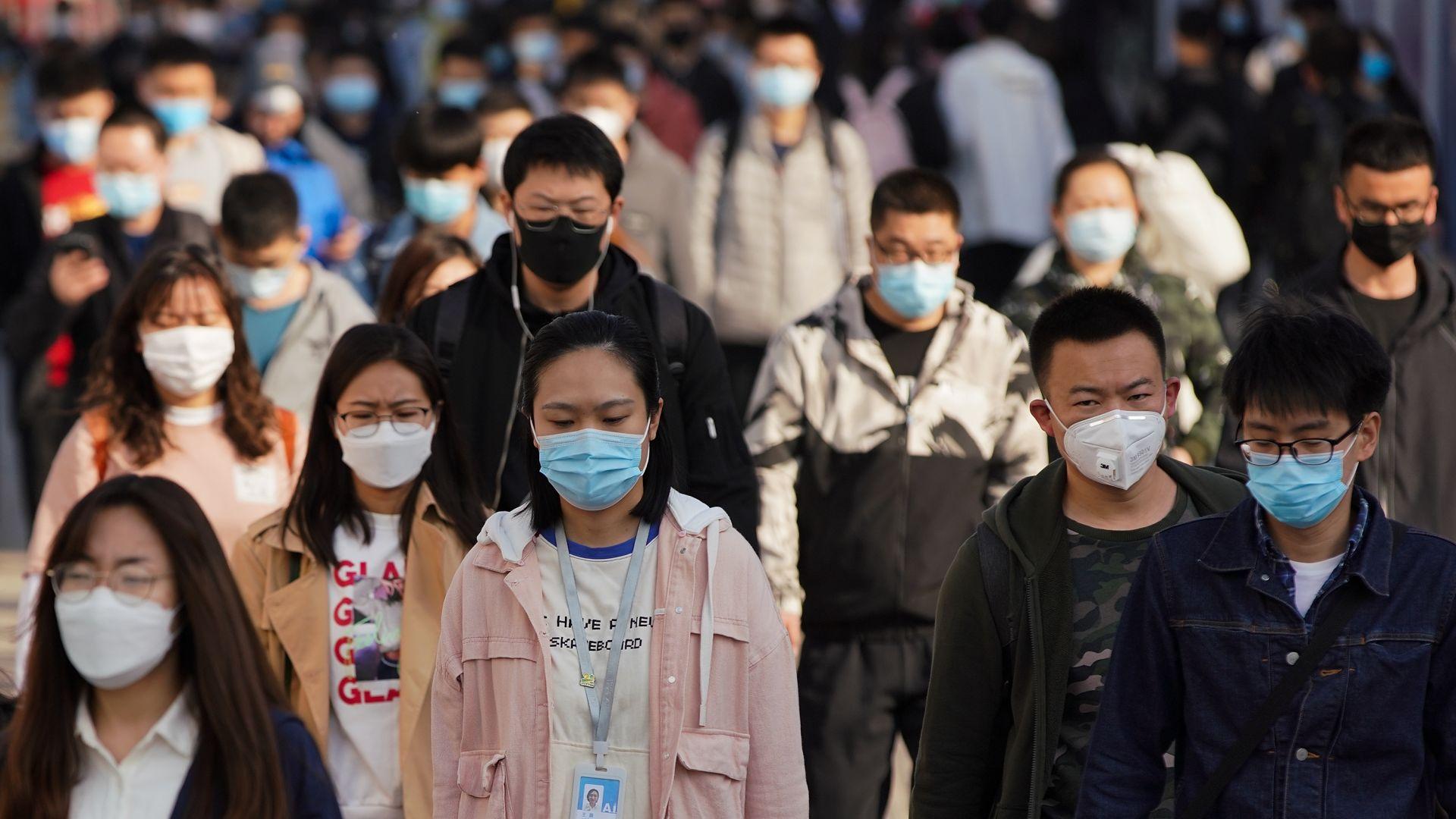На фона на пандемията на коронавирус, тръгнала именно от Китай,