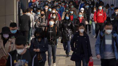 Броят на починалите от COVID-19 в Китай се увеличи драстично с 1290 души