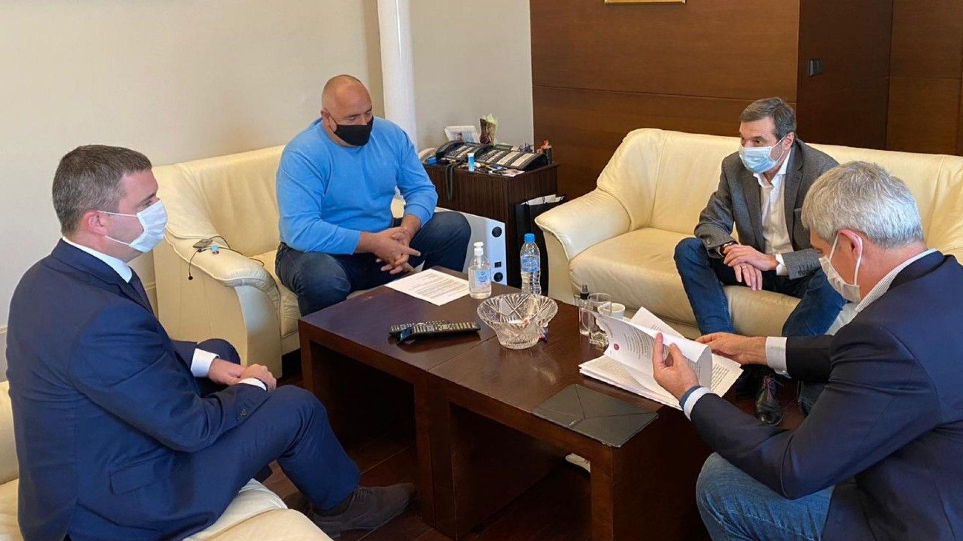 Борисов събра шефовете на двата синдиката: кой какво иска в тристранката