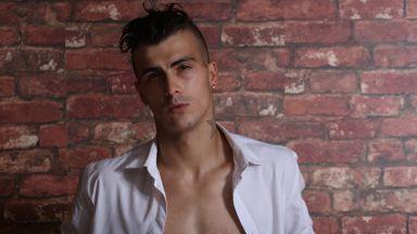 Феноменалният танцьор Васил Дипчиков: Когато танцувам не мога да съдя, не мога да мразя