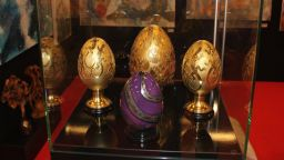 Златните яйца на немския ювелир Питър Нибенгаус