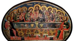 Икони и стенописи, свързани с последните земни дни на Христос