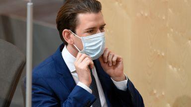 Скандал в Австрия - канцлерът Курц пресилвал данните за COVID-19, за да всеят страх*