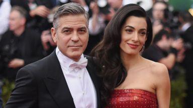 Джордж Клуни: Гневът и чувството на безсилие ни напомнят колко малко сме израснали