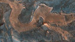 """НАСА откри """"дракон"""" на Марс"""