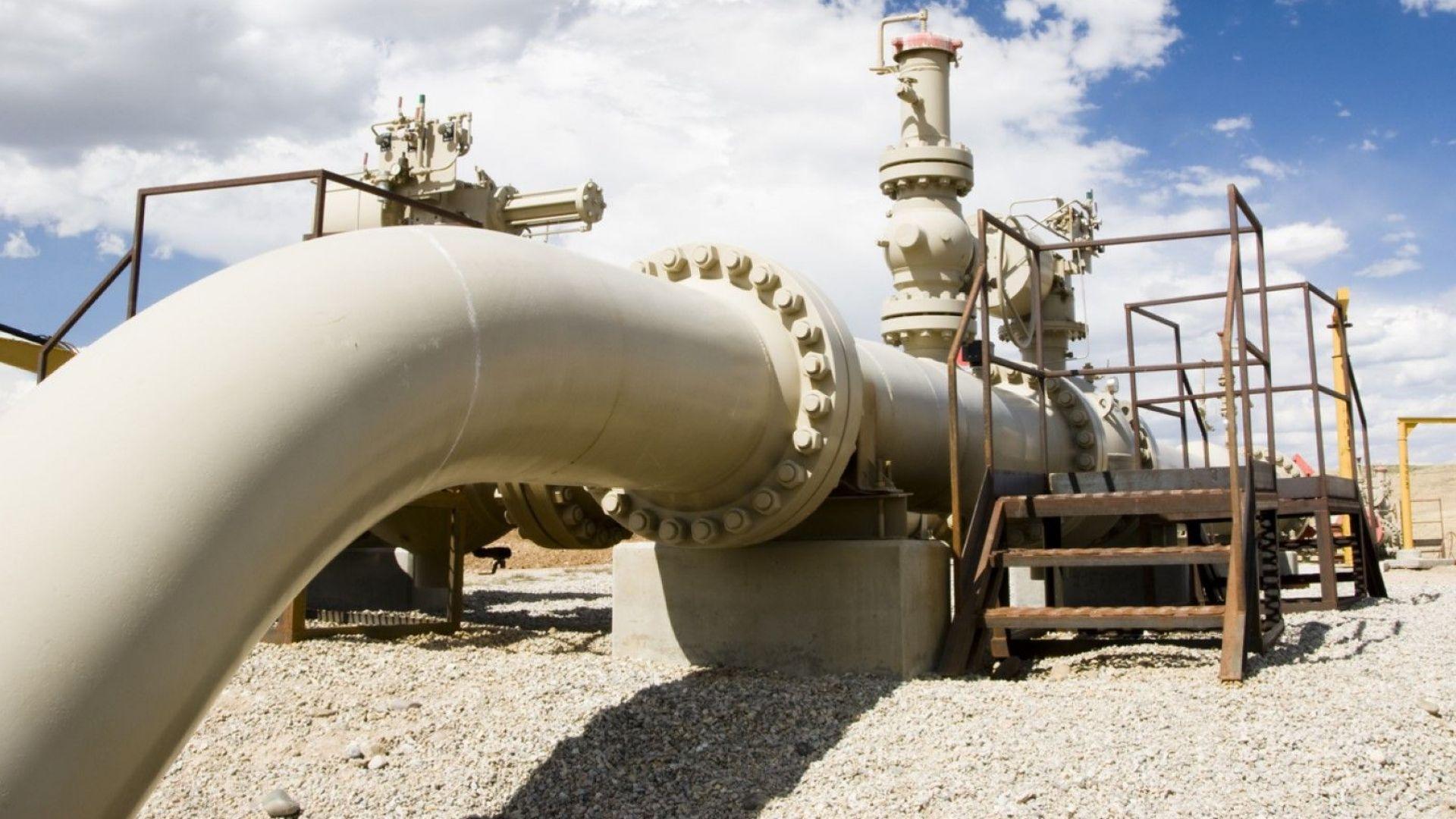 Гръцкият парламент одобри строежа на газопровода EastMed