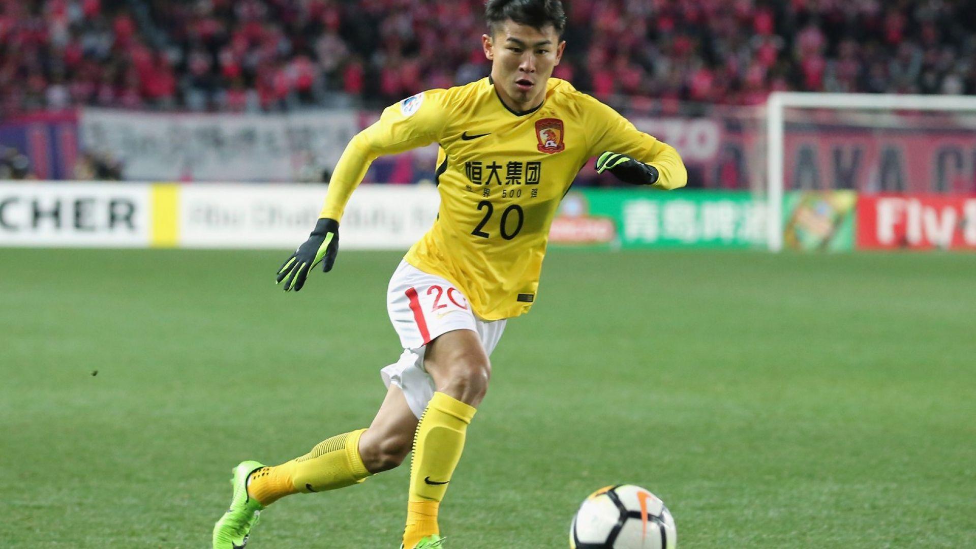 Китайски национал бе уволнен от клуба му за шашма с номера на колата