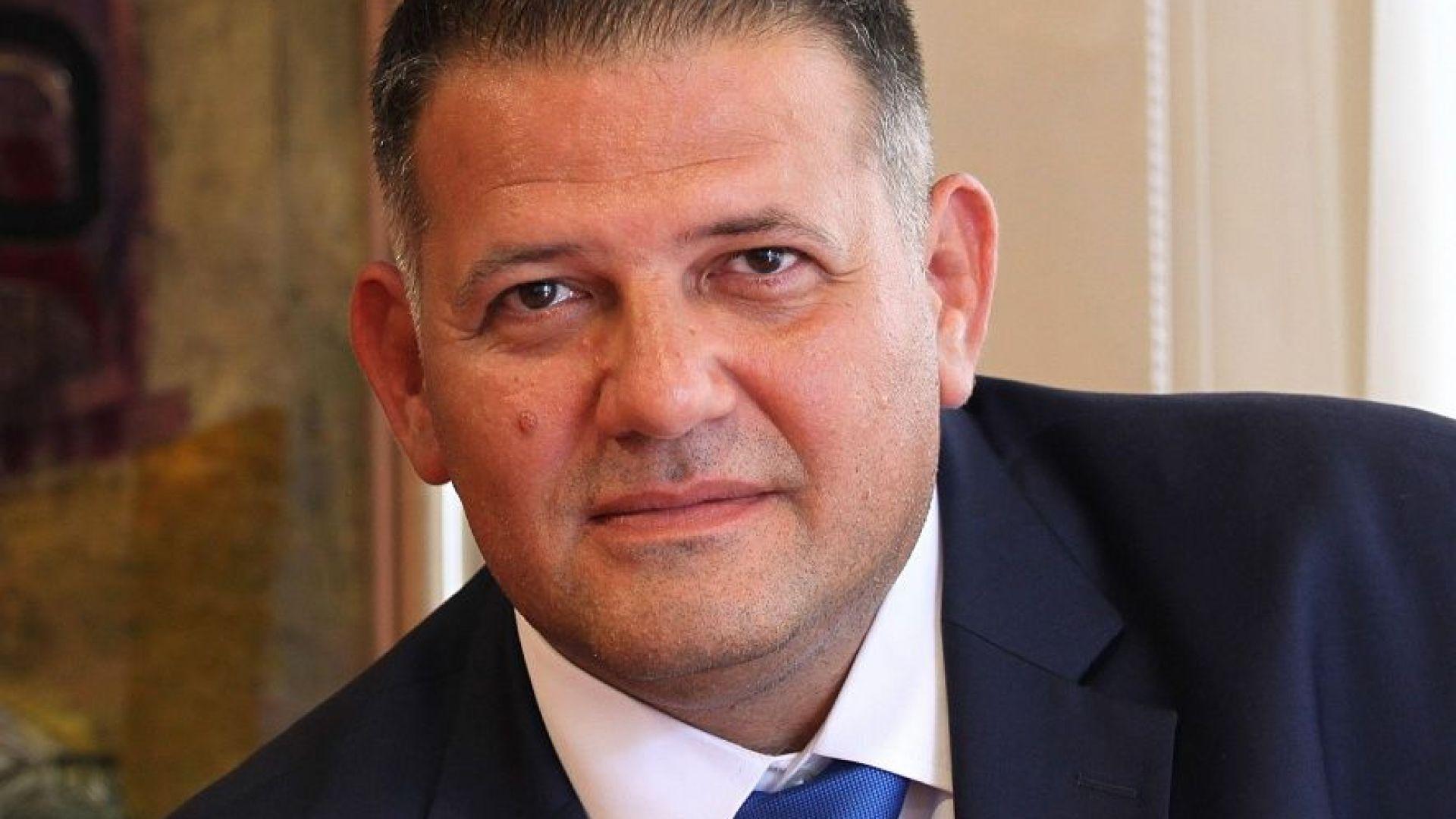 Живко Тодоров е новият директор на Българската банка за развитие
