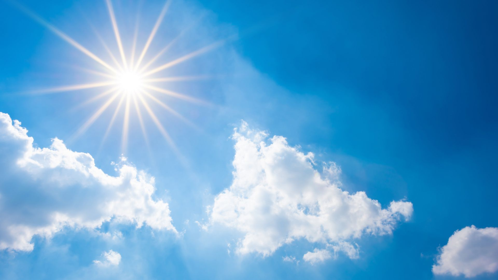 През седмицата - топло, но с превалявания и гръмотевици