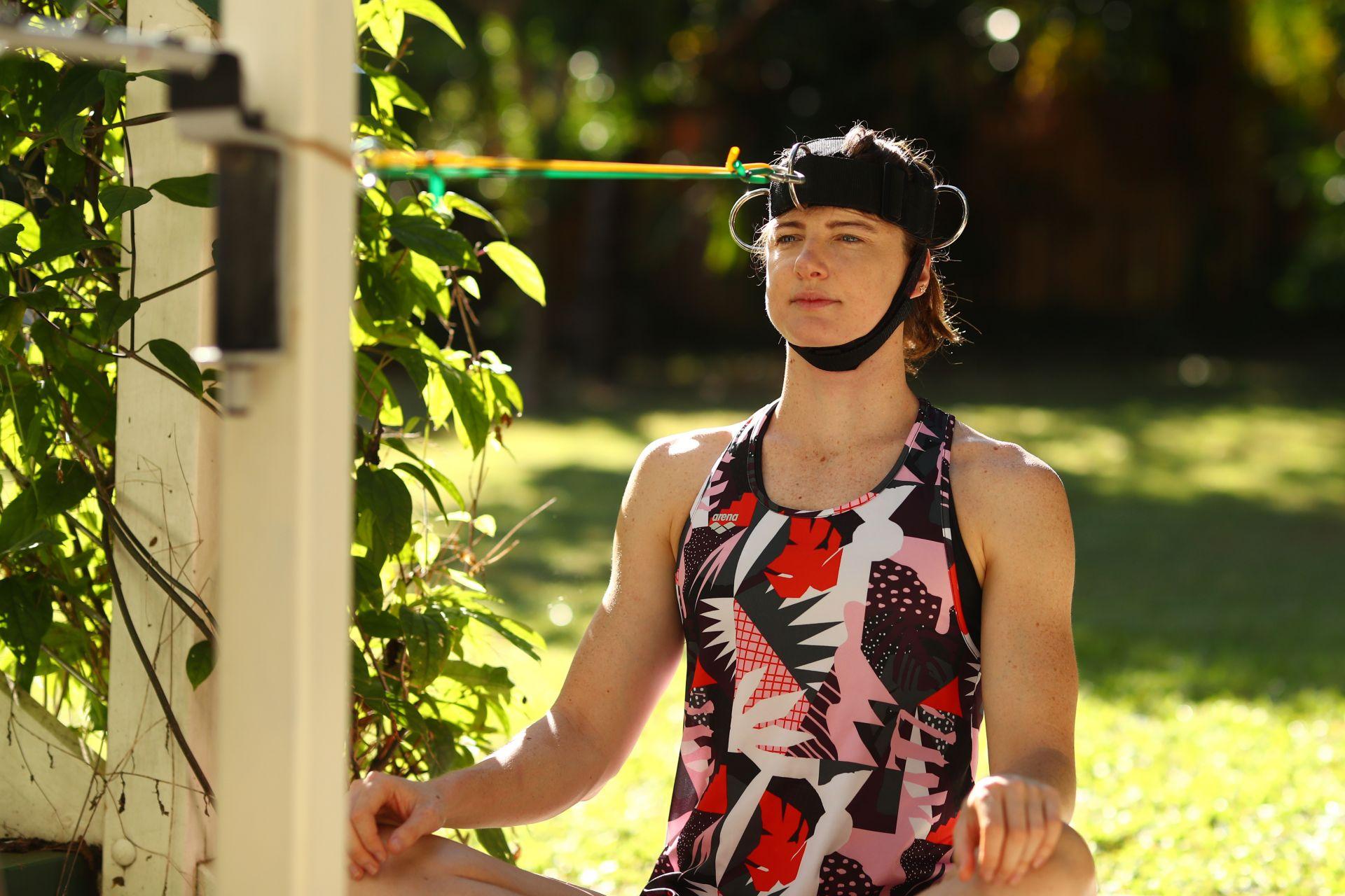 Кейт има нова цел - участие на Олимпиадата през 2024 в Париж