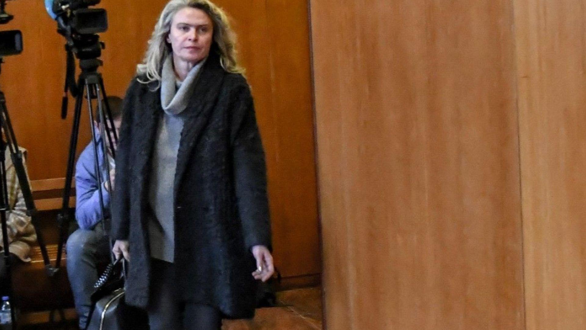 Жената на Васил Божков няма право да иска по-лека мярка в продължение на два месеца