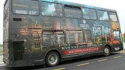 Автобусите на Хари Потър превозват безплатно здравни работници в Лондон