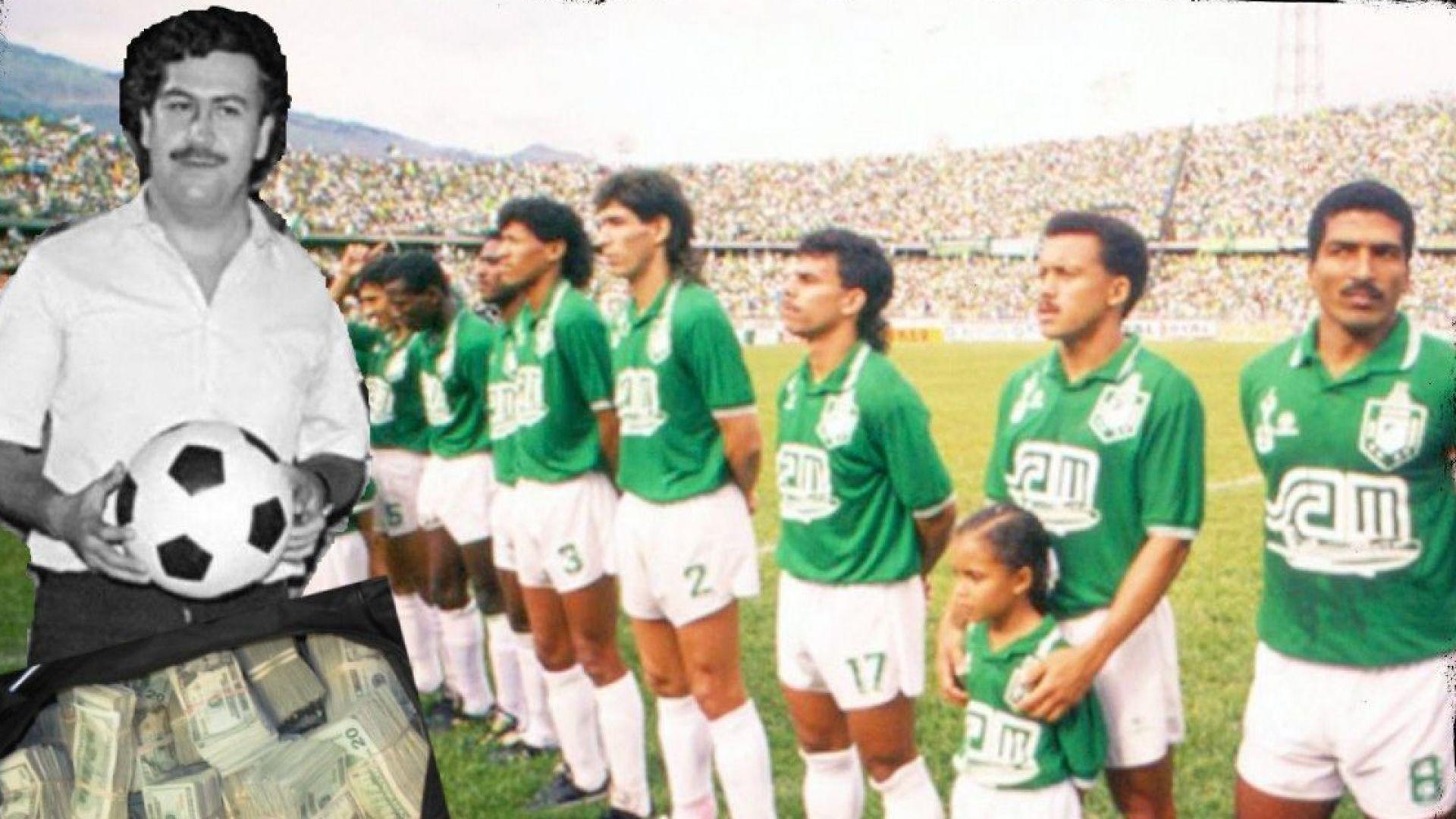 Лудите времена на Ескобар  - футбол с привкус на кръв и кокаин