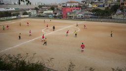 Алтернативният Мондиал - футбол за забравените