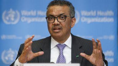 СЗО обяви: Пандемията няма да приключи скоро