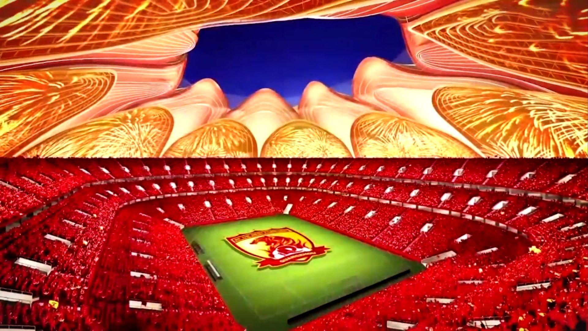 Китай гледа напред - строи най-големия футболен стадион в света