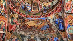 Виртуална разходка на Големия празник в Рилския манастир (ВИДЕО)