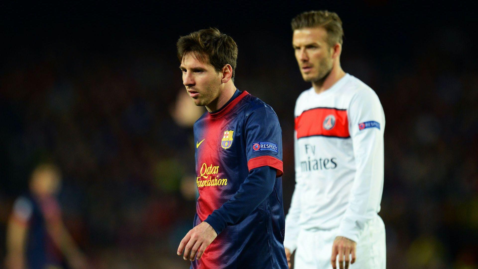 Бекъм постави Меси пред Роналдо: Невъзможно е да има друг като него