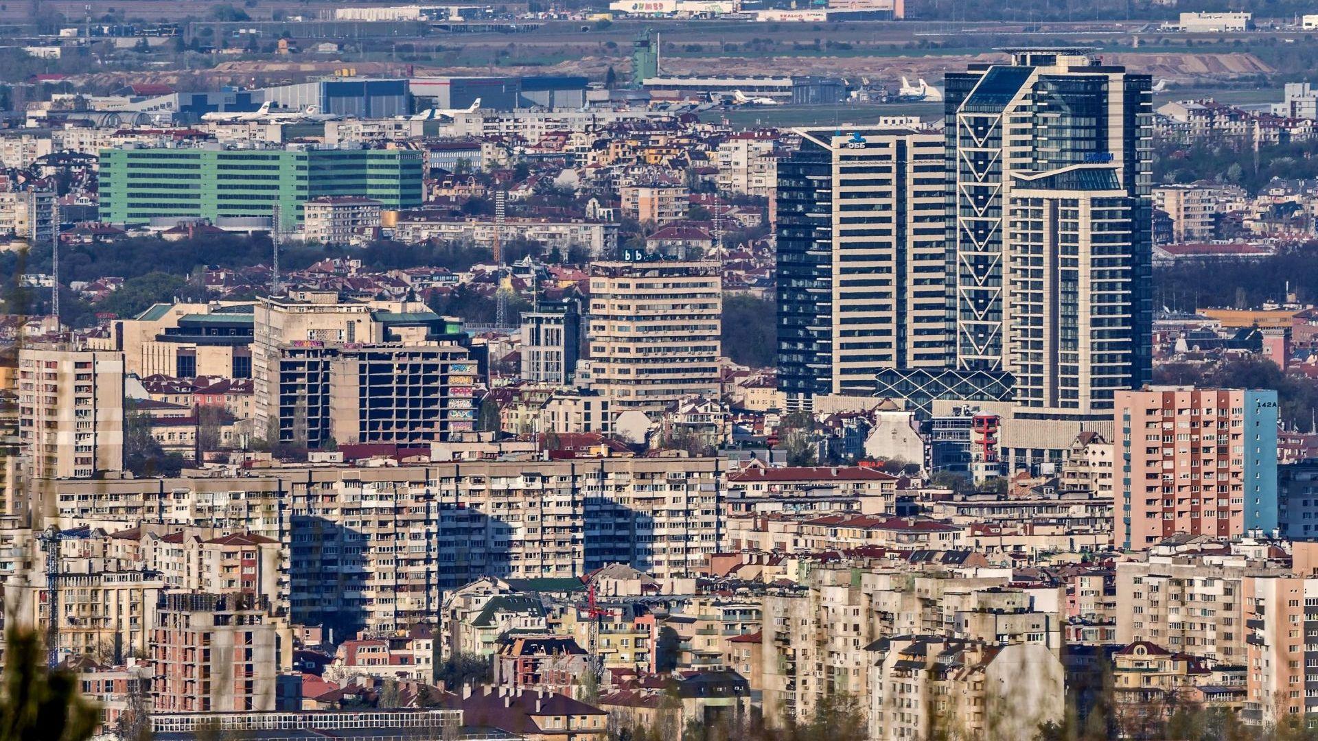 Въздухът в София е необикновено чист (снимки)