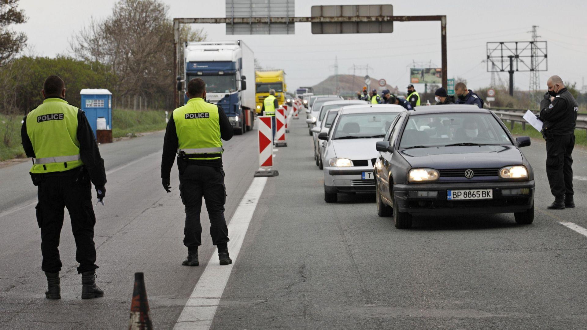 Над 3000 глобени от КАТ по магистралите само за 4 дни