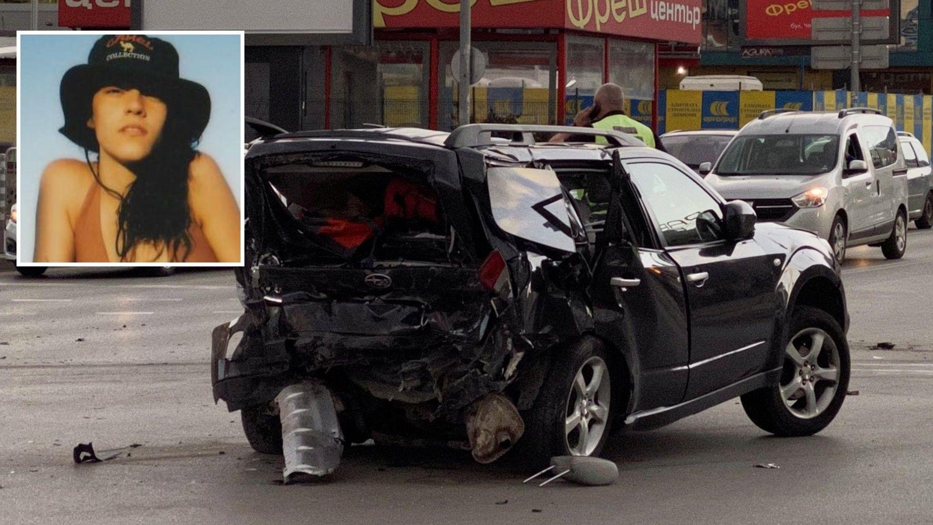 Отмениха гаранция на Симона - спътничка в колата, убила Милен Цветков