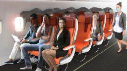Пътниците искат прегради в самолетите