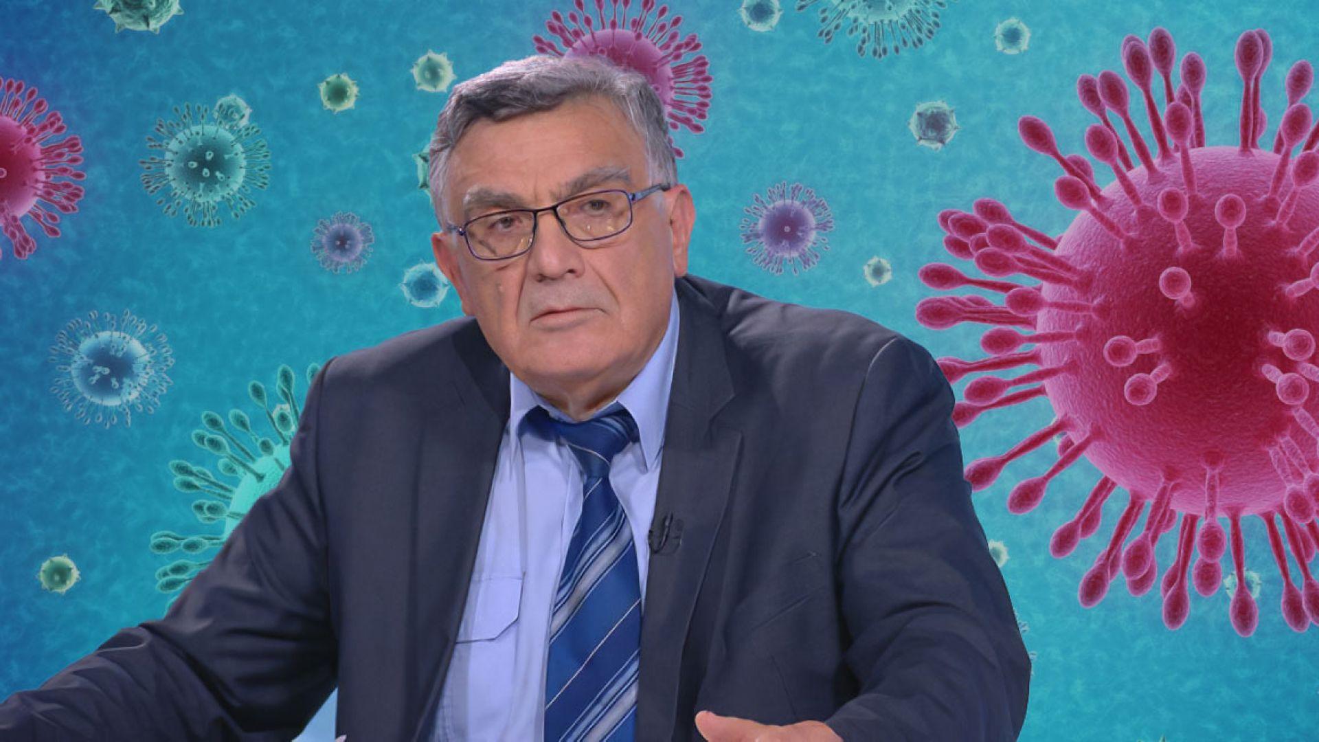 Български имунолог предлага 3-степенна детоксикация при лечение на Covid-19