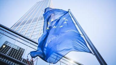 ЕЦБ прогнозира икономически спад в еврозоната между 8 и 12 на сто за 2020 г.