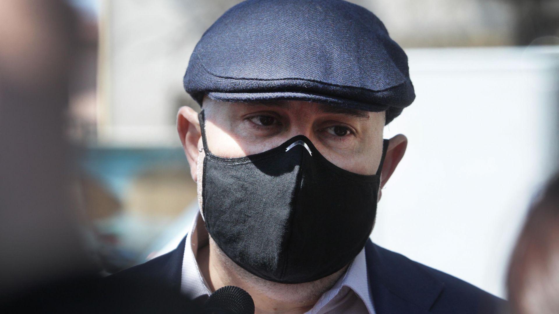 ВСС обсъжда процедура за предсрочно освобождаване на Гешев, той напусна заседанието